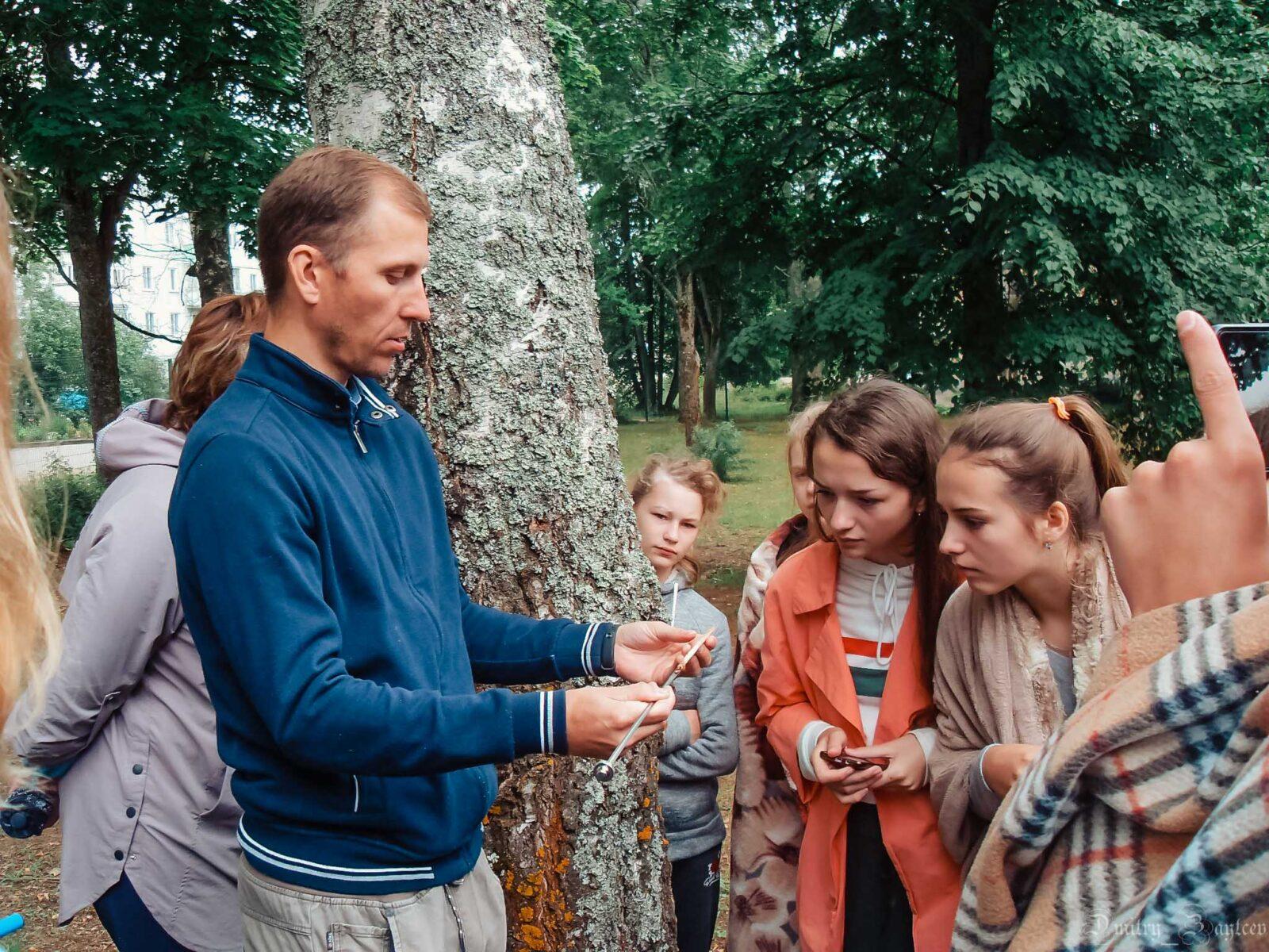 Юннатское движение Тверской области отмечает 80-летний юбилей