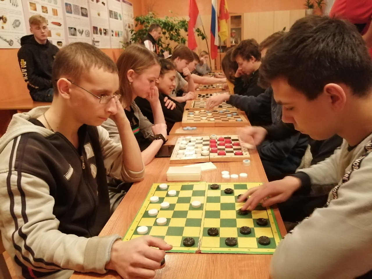 Западнодвинские студенты учились стратегически мыслить