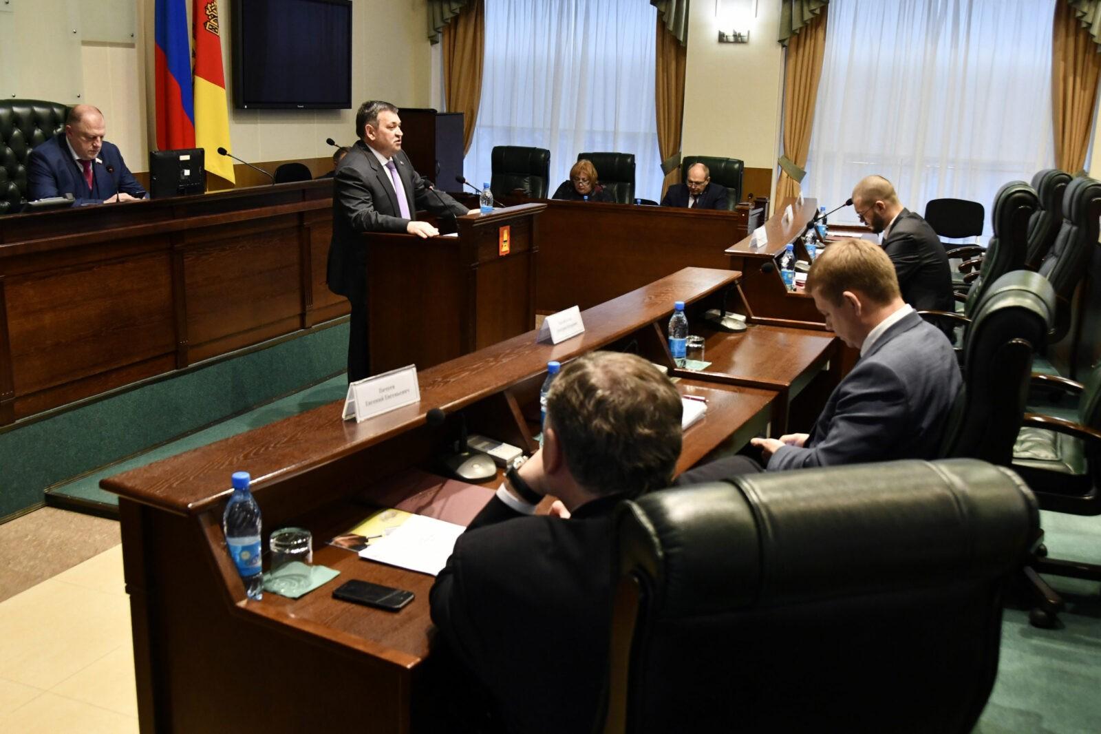 В Твери обсудили актуальные проблемы развития территорий
