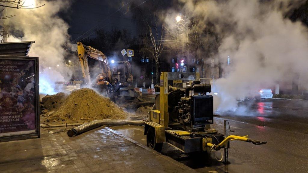 Сроки перекрытия Петербургского шоссе в Твери снова продлили