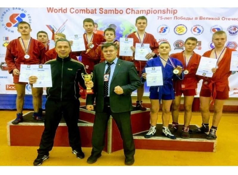 Спортсмены Ржевской епархии завоевали «бронзу»