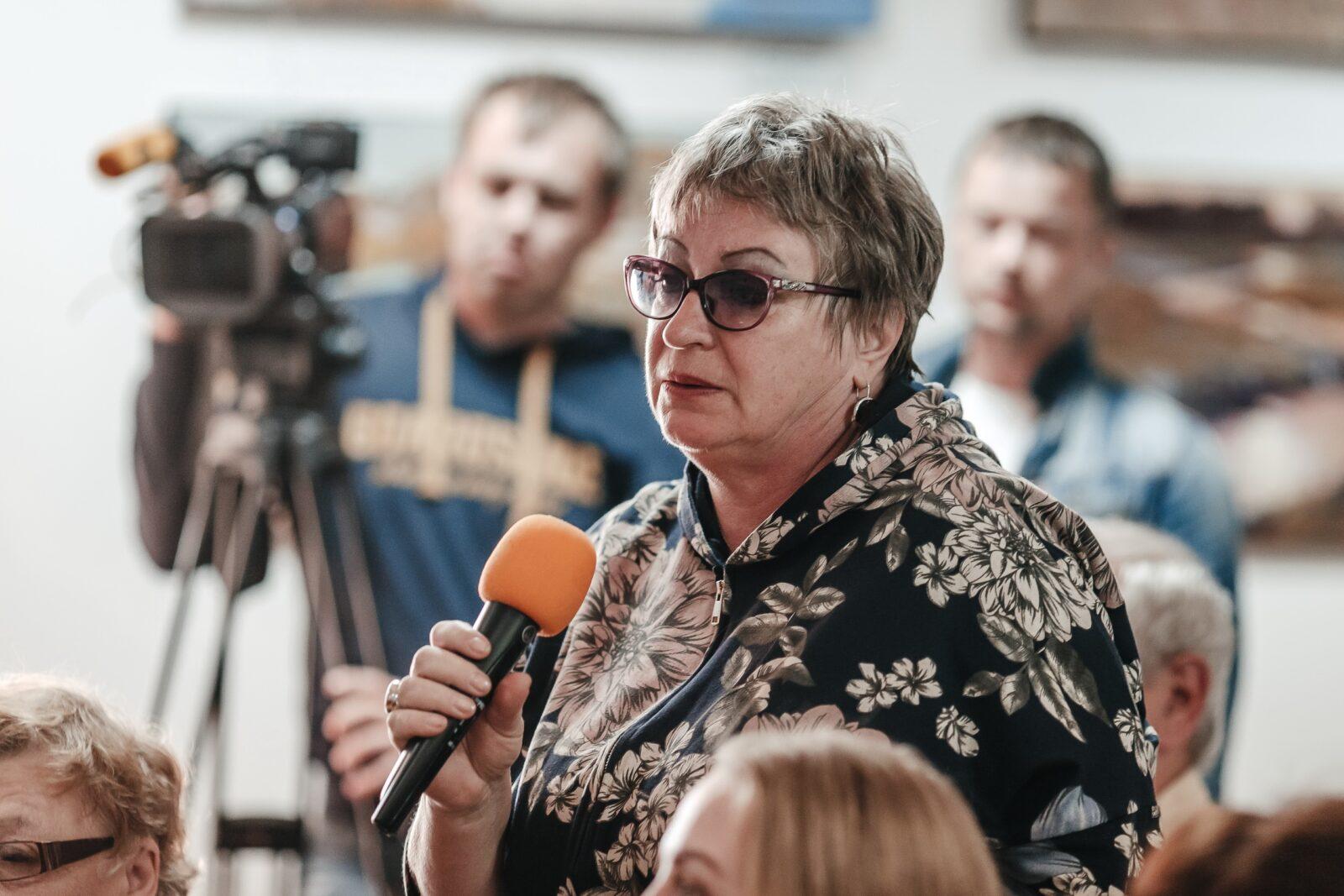 Наталья Николаева: При поддержке областной власти Осташков меняется к лучшему