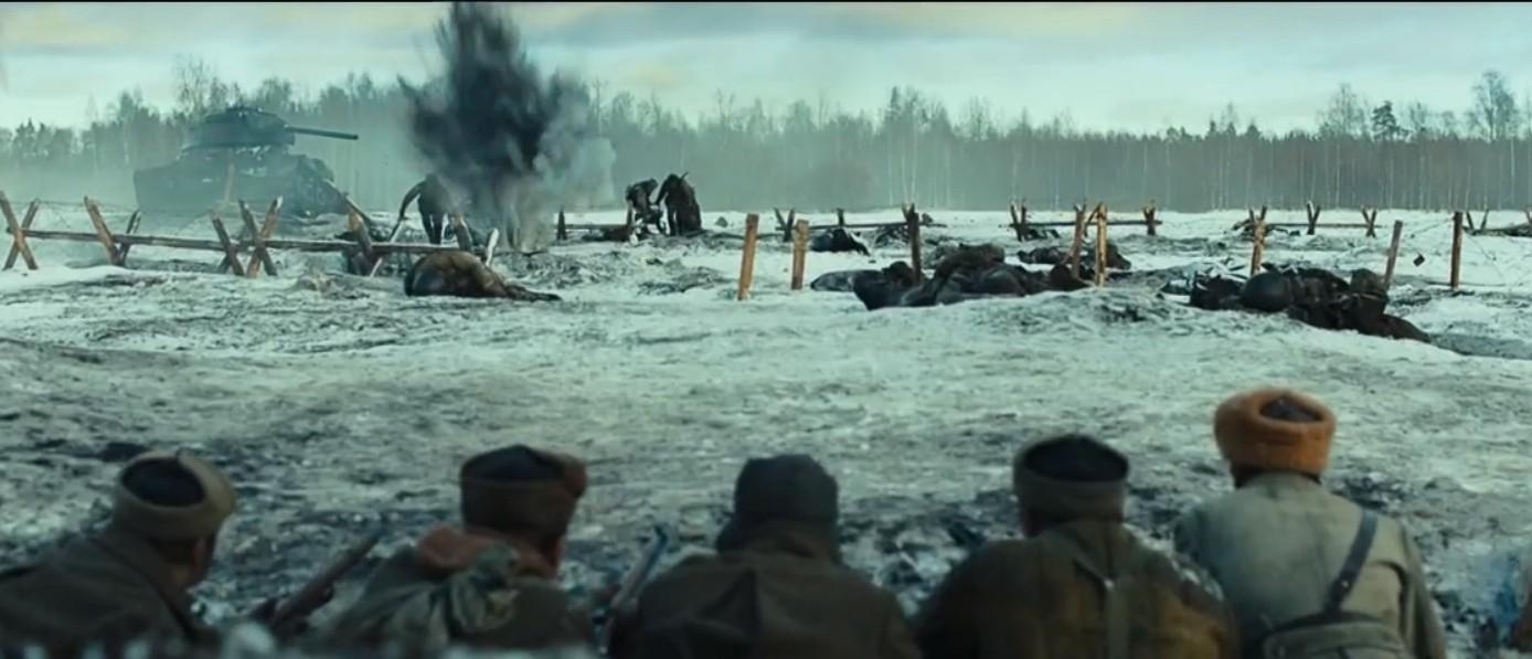 До всероссийской премьеры фильма Ржев, снятого в Тверской области, осталось меньше суток