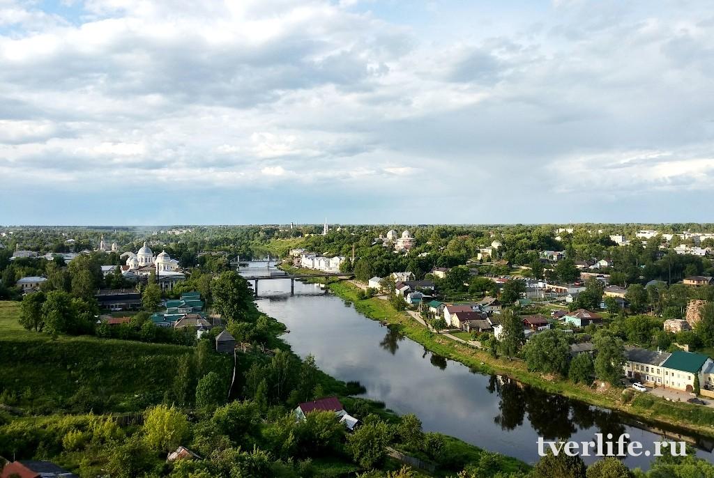 В Торжке после реновации открыт парк культуры и отдыха