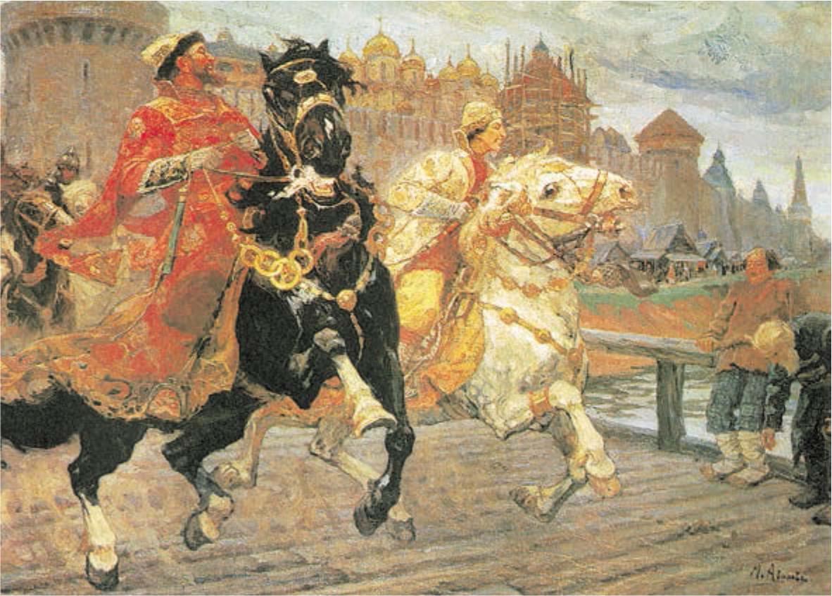 Иван Грозный: что принёс Твери опричный поход неистового царя