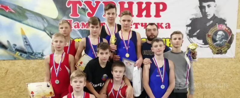 Юные спортсмены из Вышнего Волочка показали отличный результат в турнире