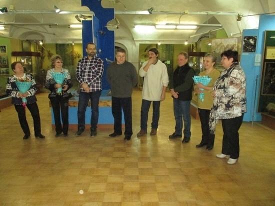 Директор Андреапольского музея побывала на открытие выставки Осташковских коллег