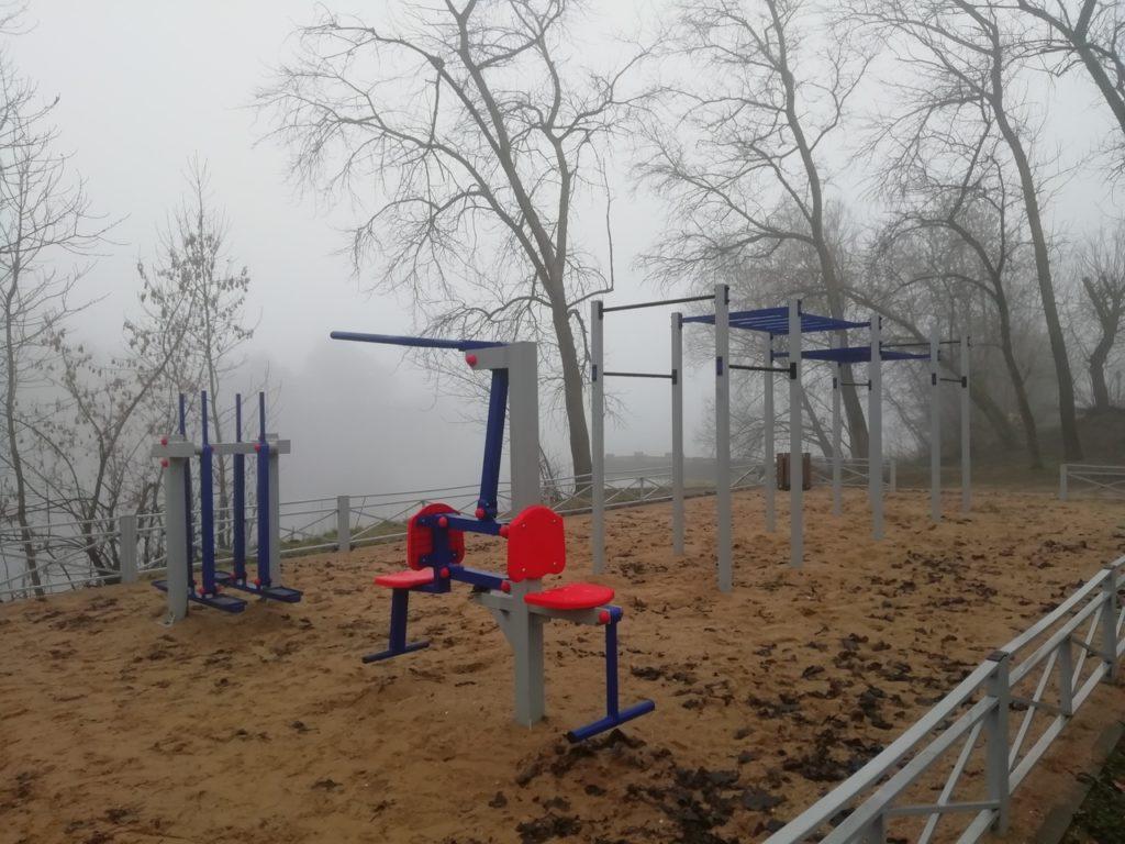Декабрьский туман очаровал жителей Твери ФОТО
