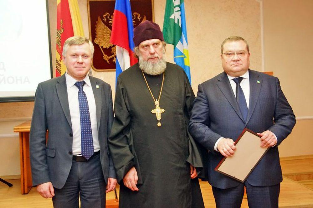 Конаковскому протоиерею присвоено звание Почетного гражданина