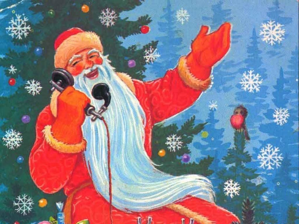 Маленькие жители Тверской области смогут позвонить Деду Морозу