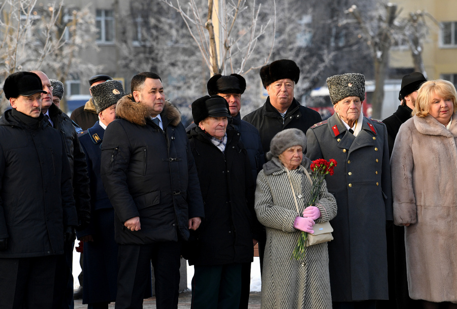 Тверская область отметит 78-ю годовщину освобождения Калинина от немецко-фашистских захватчиков