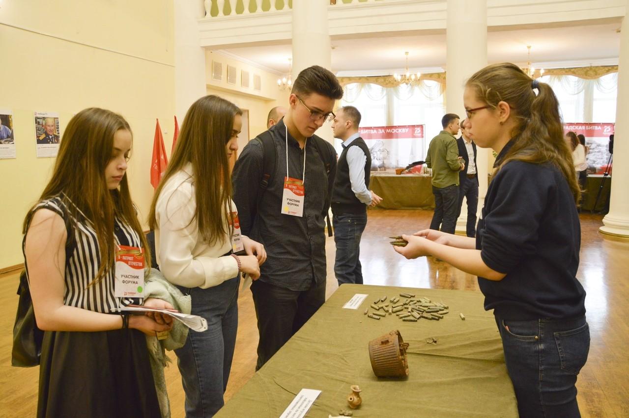 Молодежь Тверской области готовится к 75-летию Победы в Великой Отечественной войне