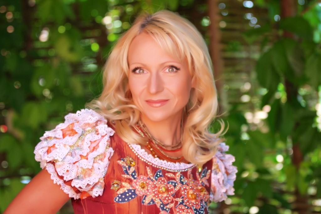 Лена Василек споет в Твери