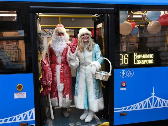 В Твери можно бесплатно прокатиться на новых автобусах