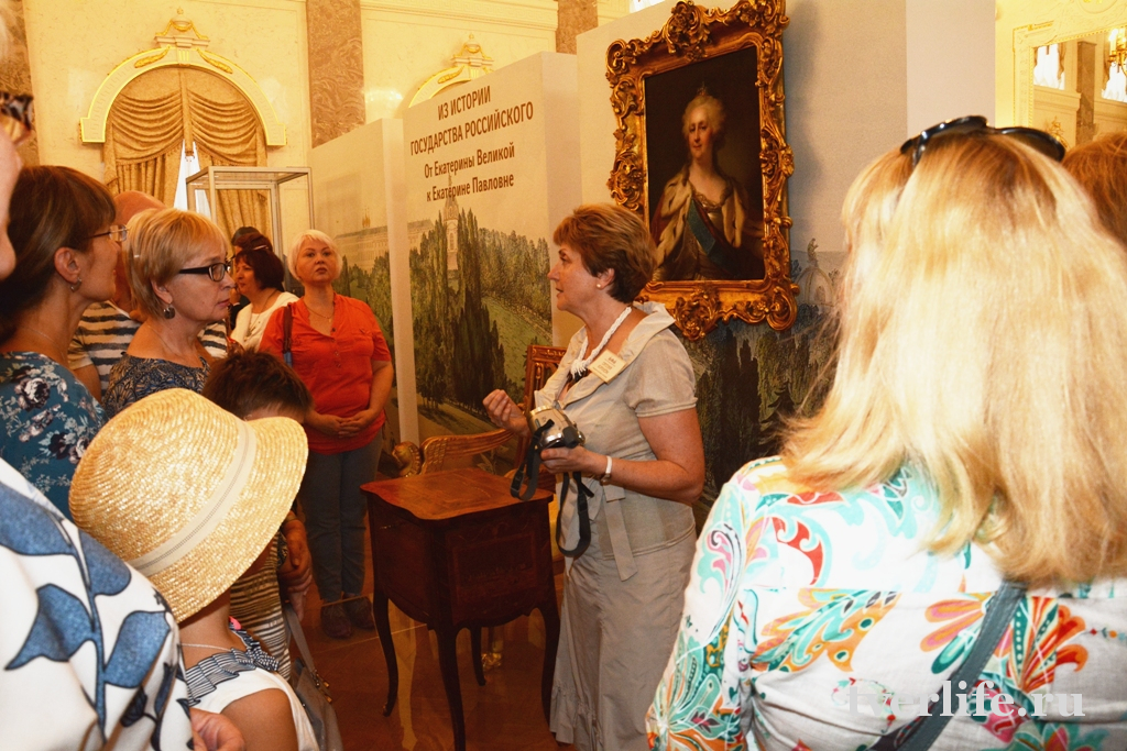 Тверской императорский дворец открывает реставрационные мастерские