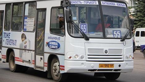 Больше половины жителей Твери платят за проезд в маршрутных такси 30 рублей