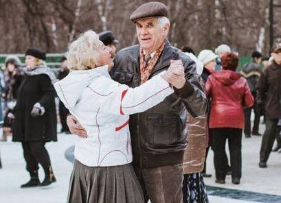 Жителей Твери элегантного возраста приглашают на танцпол