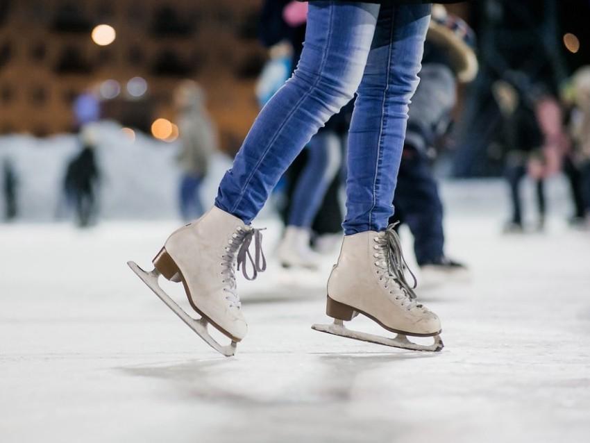 Где в Твери можно покататься на коньках в новогодние праздники