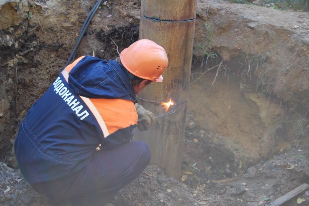 Новая скважина и система водоочистки запущена в Твери