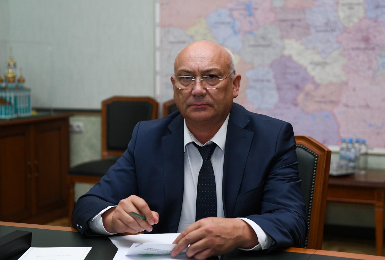 Алексей Титов: Левый берег Селигера будет газифицирован