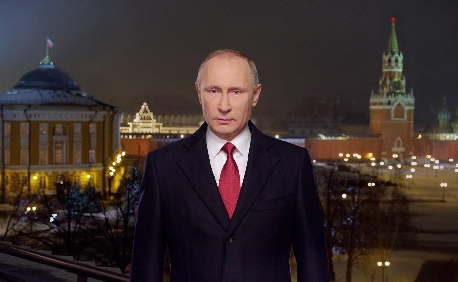 Владимира Путина увидят в Городском саду Твери в новогоднюю ночь