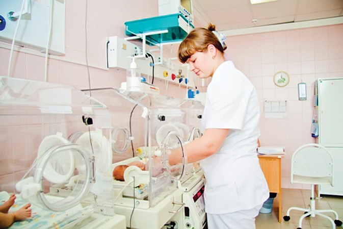 В Тверском областном перинатальном центре впервые провели уникальную процедуру