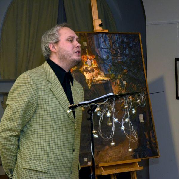 В Тверской картинной галерее услышат «Святочные рассказы»