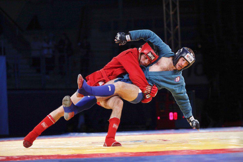 В Твери проходит Чемпионат Всемирной федерации боевого самбо