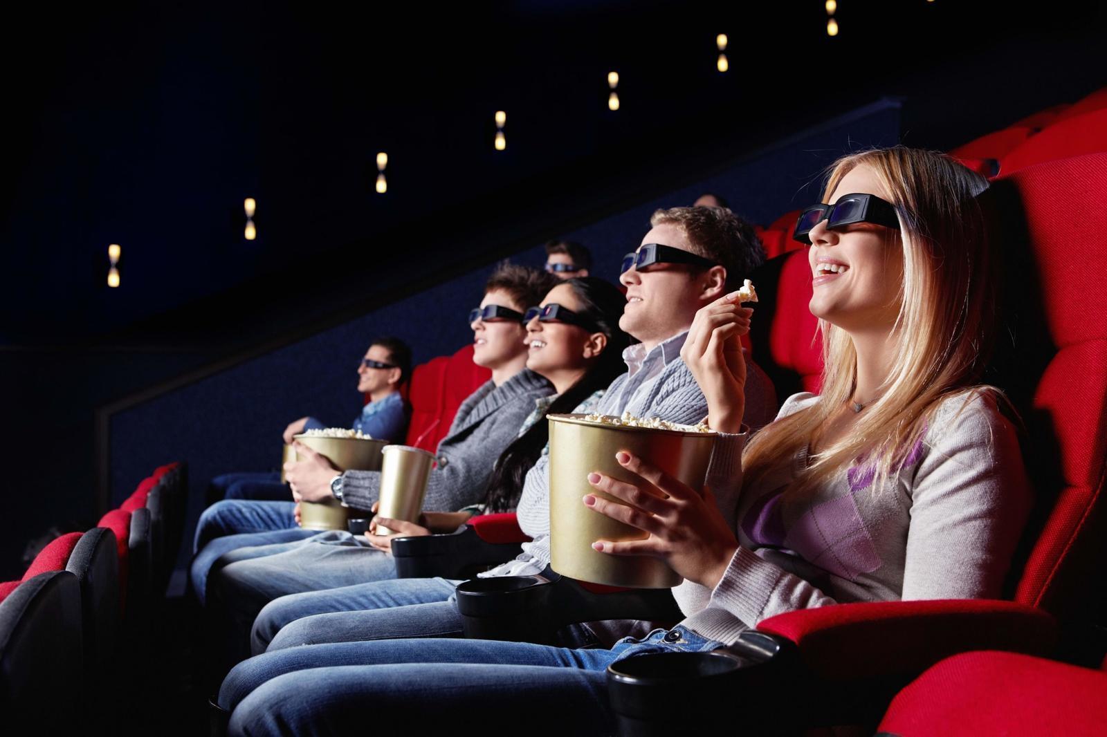 В поселке Красномайский Тверской области открылся современный кинозал