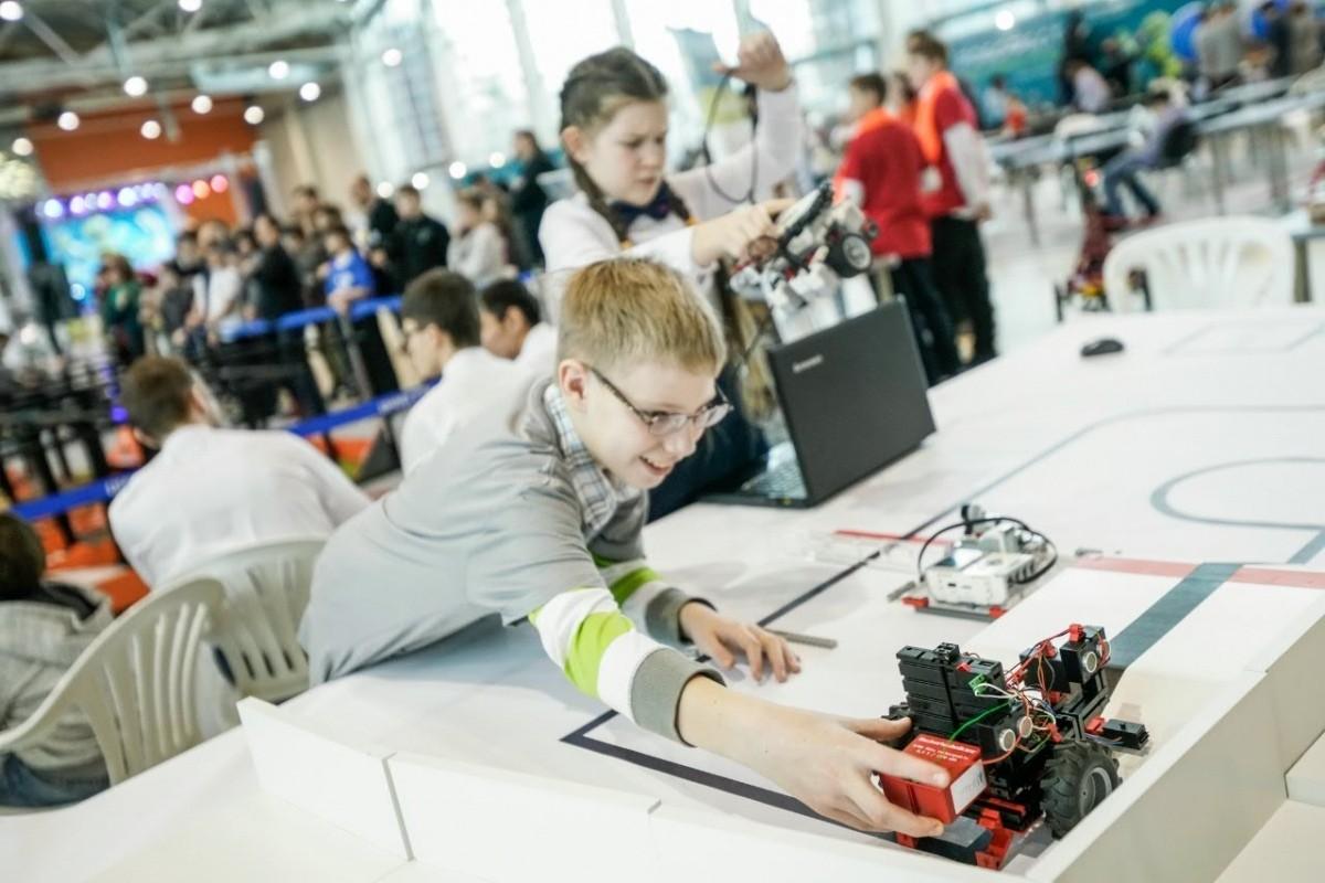 В Твери школьники посоревнуются в сборке роботов