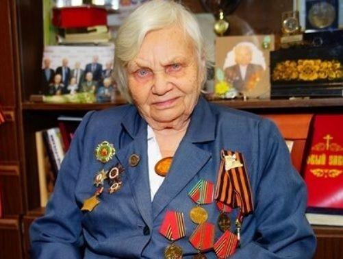 В Твери участница Великой Отечественной войны отметила 95-летие