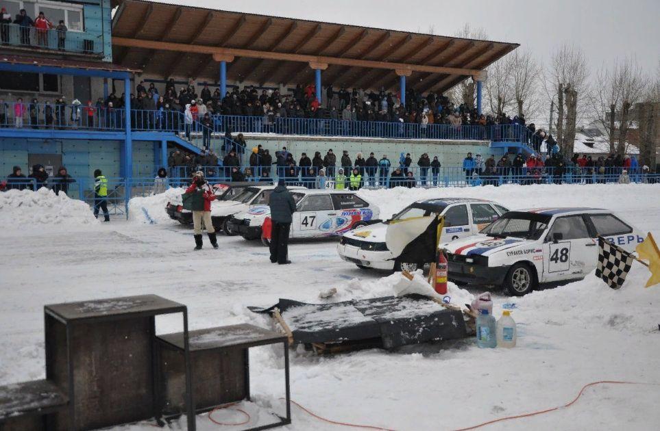 В Твери пройдут зимние трековые автогонки