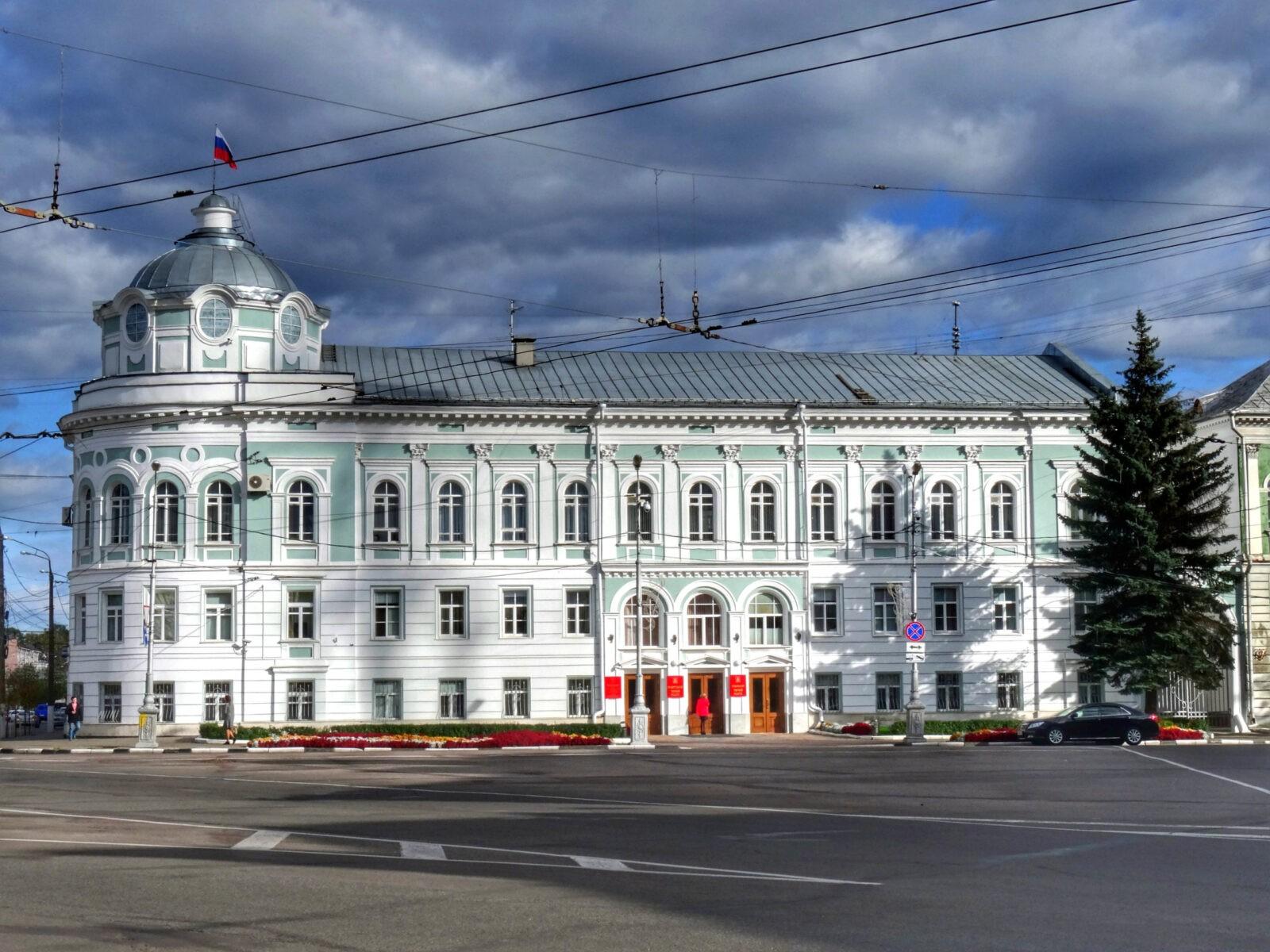 Временно исполняющим обязанности Министра строительства Тверской области назначен Денис Биленко