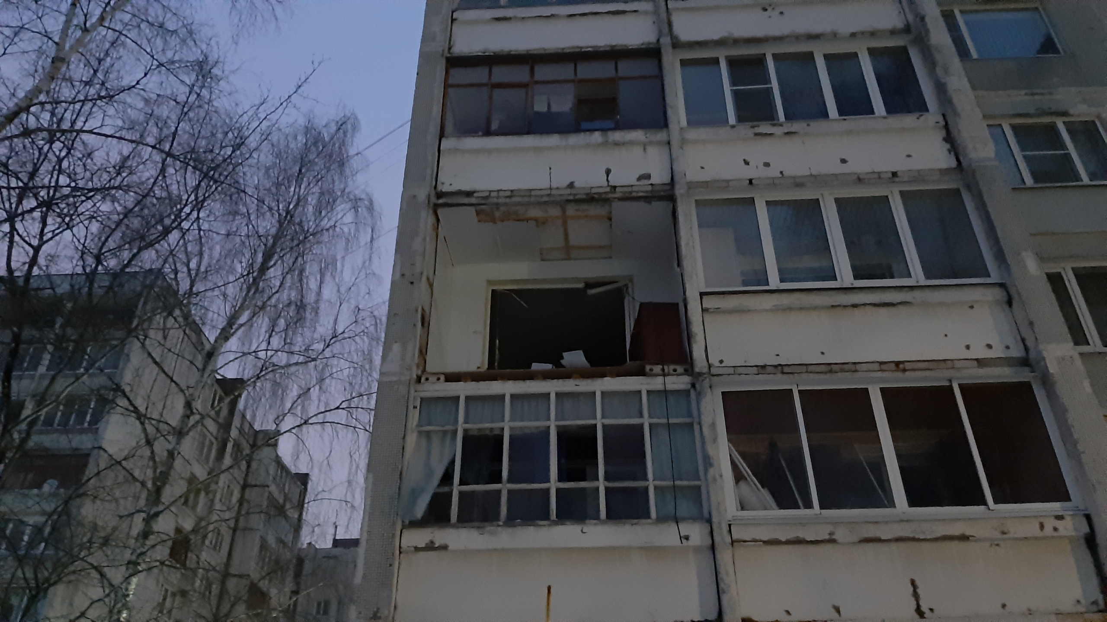 Эвакуированы 52 человека из-за хлопка газа в Твери