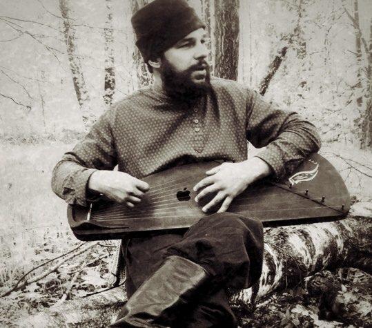 Гусляр из Москвы сыграет в тверском музее фотографии