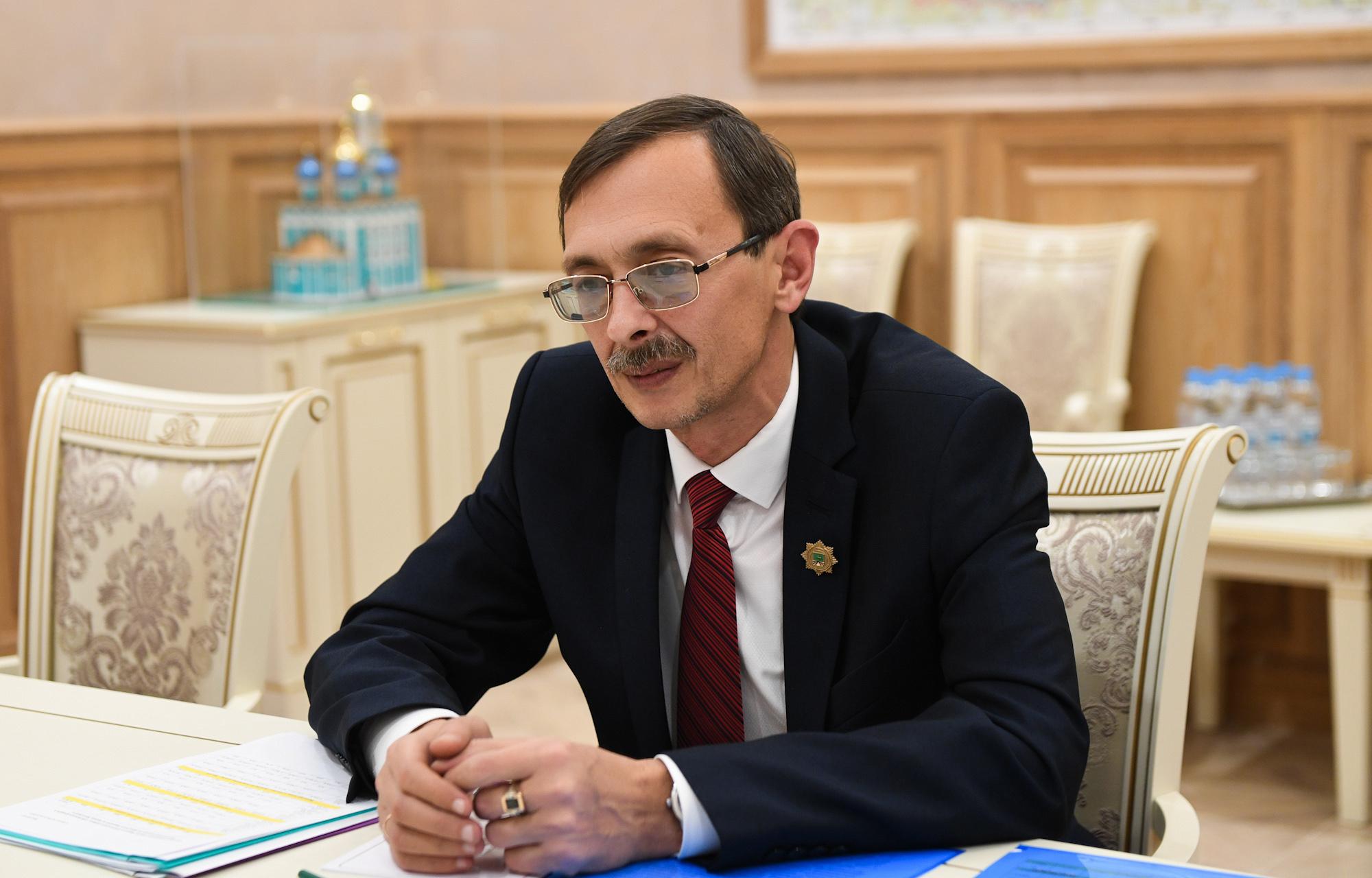 Олег Дубов: Районные школы выходят на новый уровень