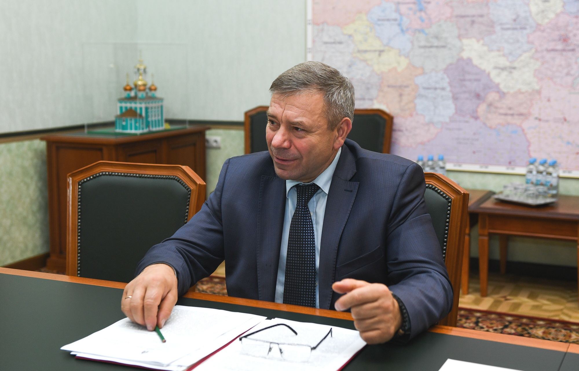 Константин Ильин: На селе школы имеют стратегическое значение
