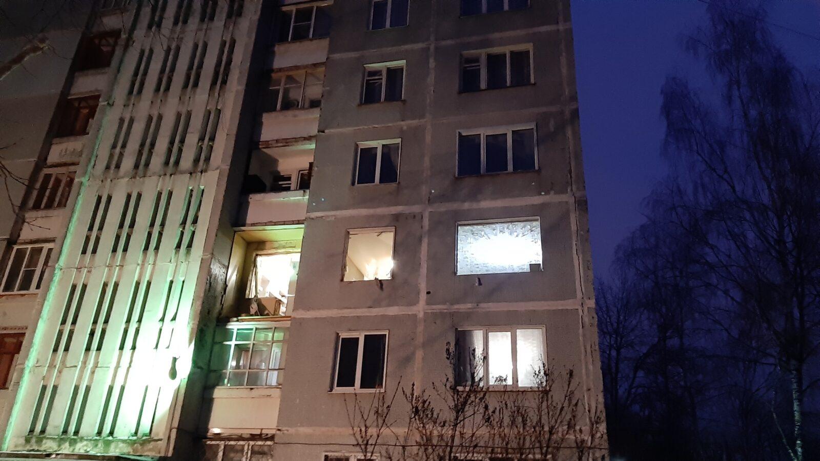Инцидент с газом собрал экстренные службы и МЧС в Твери