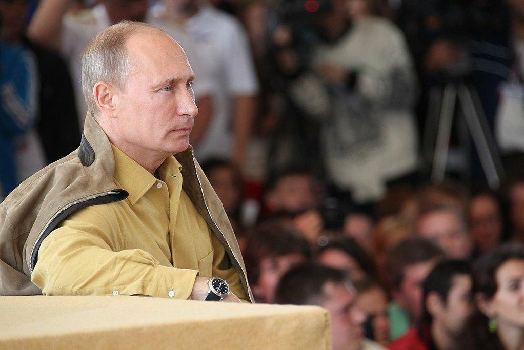 Владимир Путин и молодёжь Тверской области: знаковые встречи
