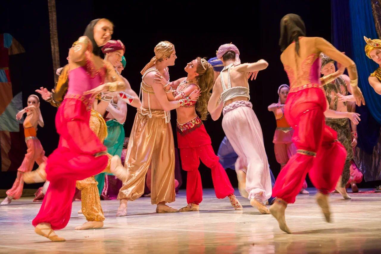«Русский балет» покажет в Твери «Шахерезаду» и «Шопениану»