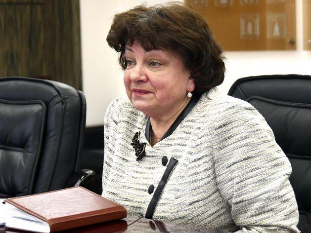 Лариса Щербакова: Тверитяне благодарны губернатору за льготный проезд