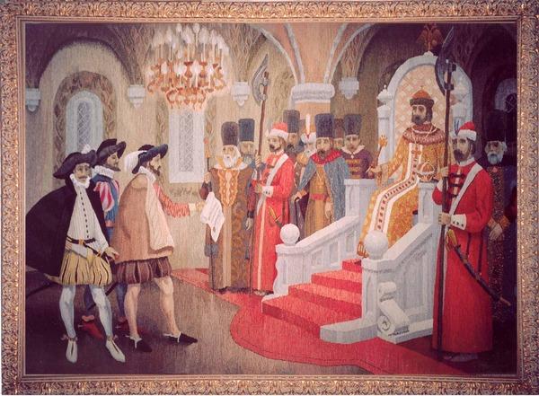 Что датский посол Якоб Ульфельдт увидел на Тверской земле во времена Ивана Грозного