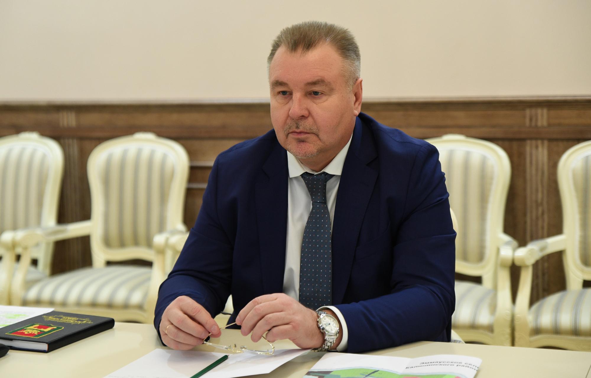 Андрей Зайцев: Калининский район максимально использует предоставленную федеральным центром и регионом возможность