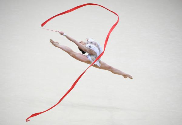 Тверские гимнастки поборются за медали первенства России