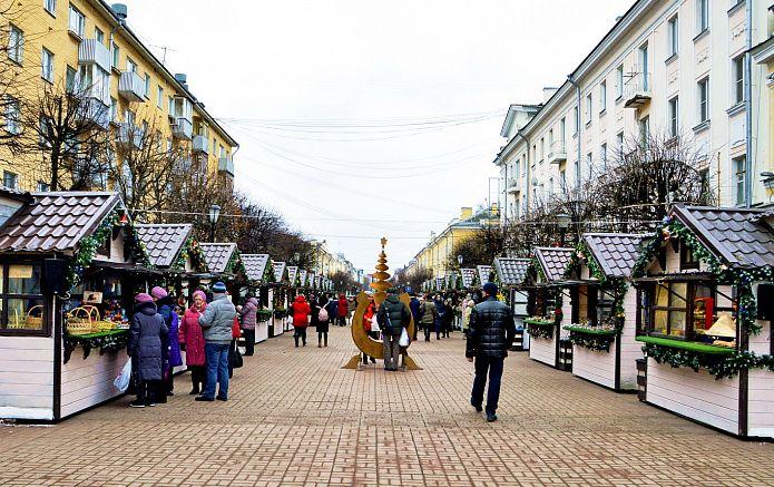 Гостей Рождественской ярмарки в Твери ждут мастер-классы, игры и конкурсы