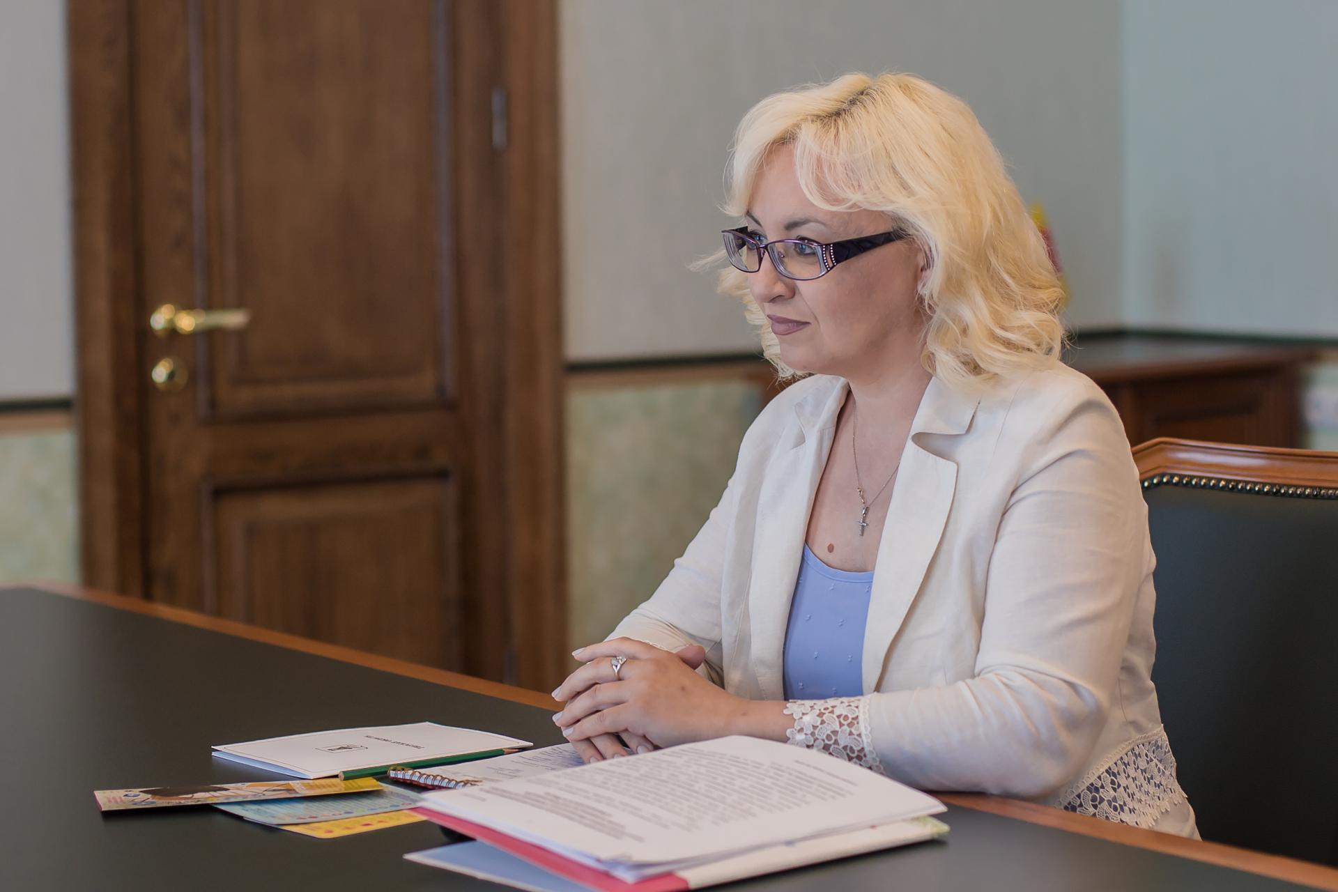 Лариса Мосолыгина: Наш регион старается опережать федеральные инициативы