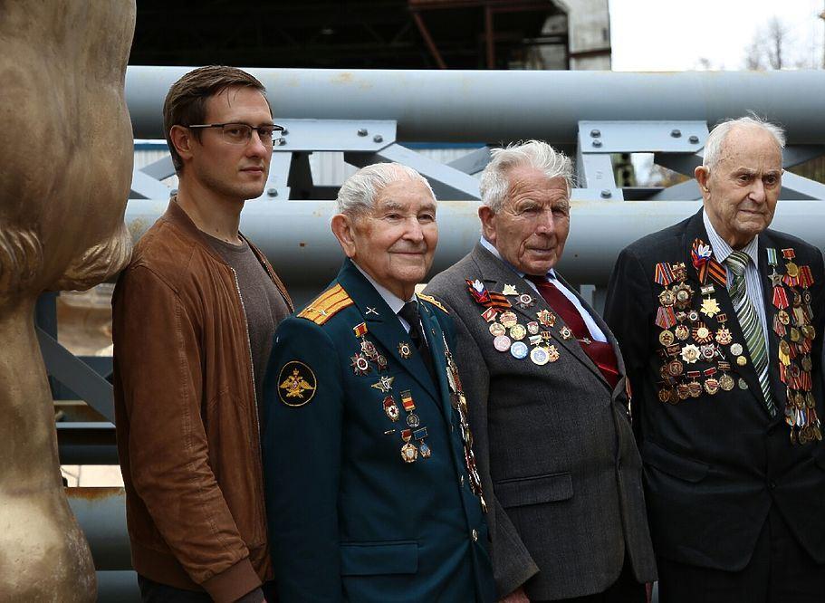 Евгений Шелехов: Нас не будет, но люди придут и поклонятся солдату