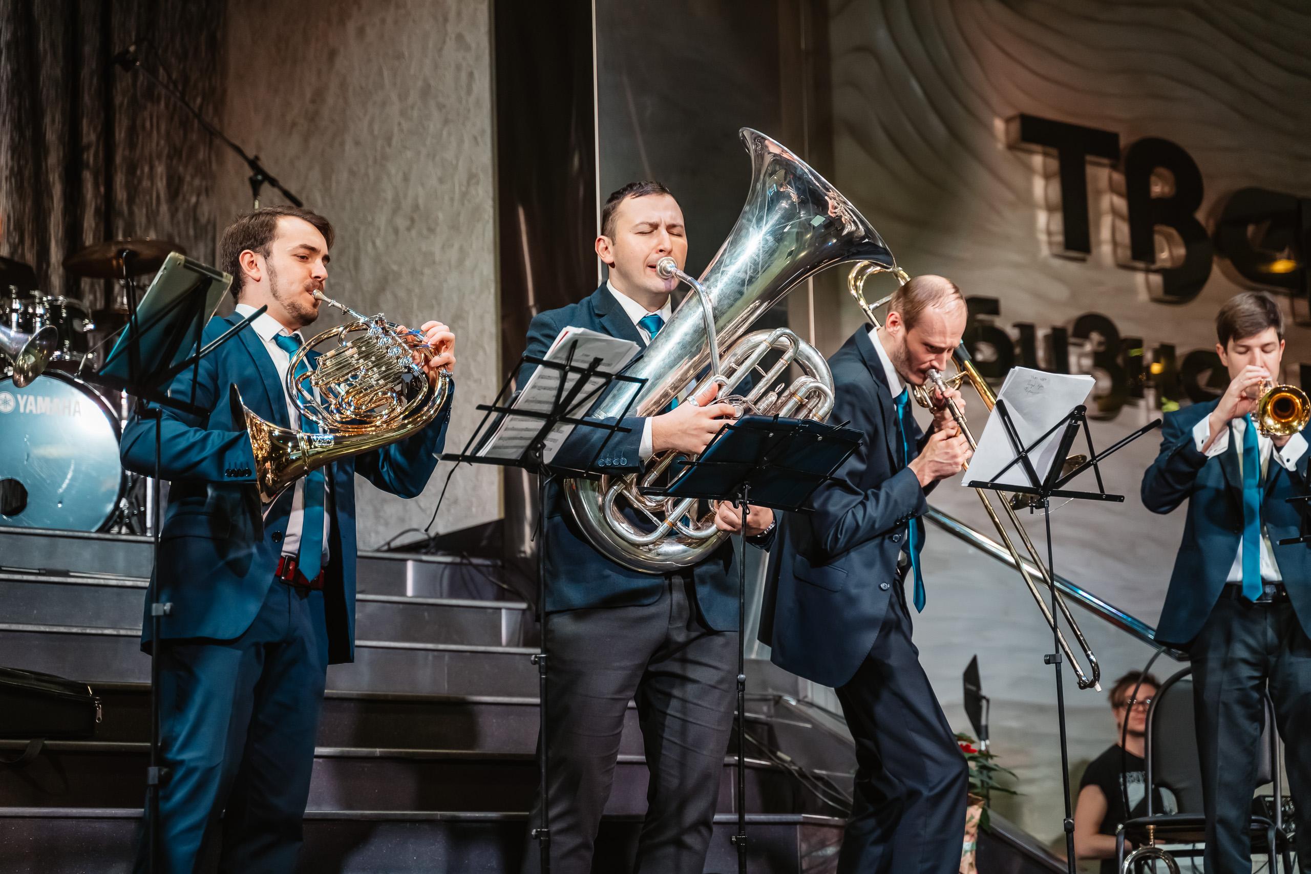 В Твери прошел неформальный джазовый вечер с популярными артистами из Москвы