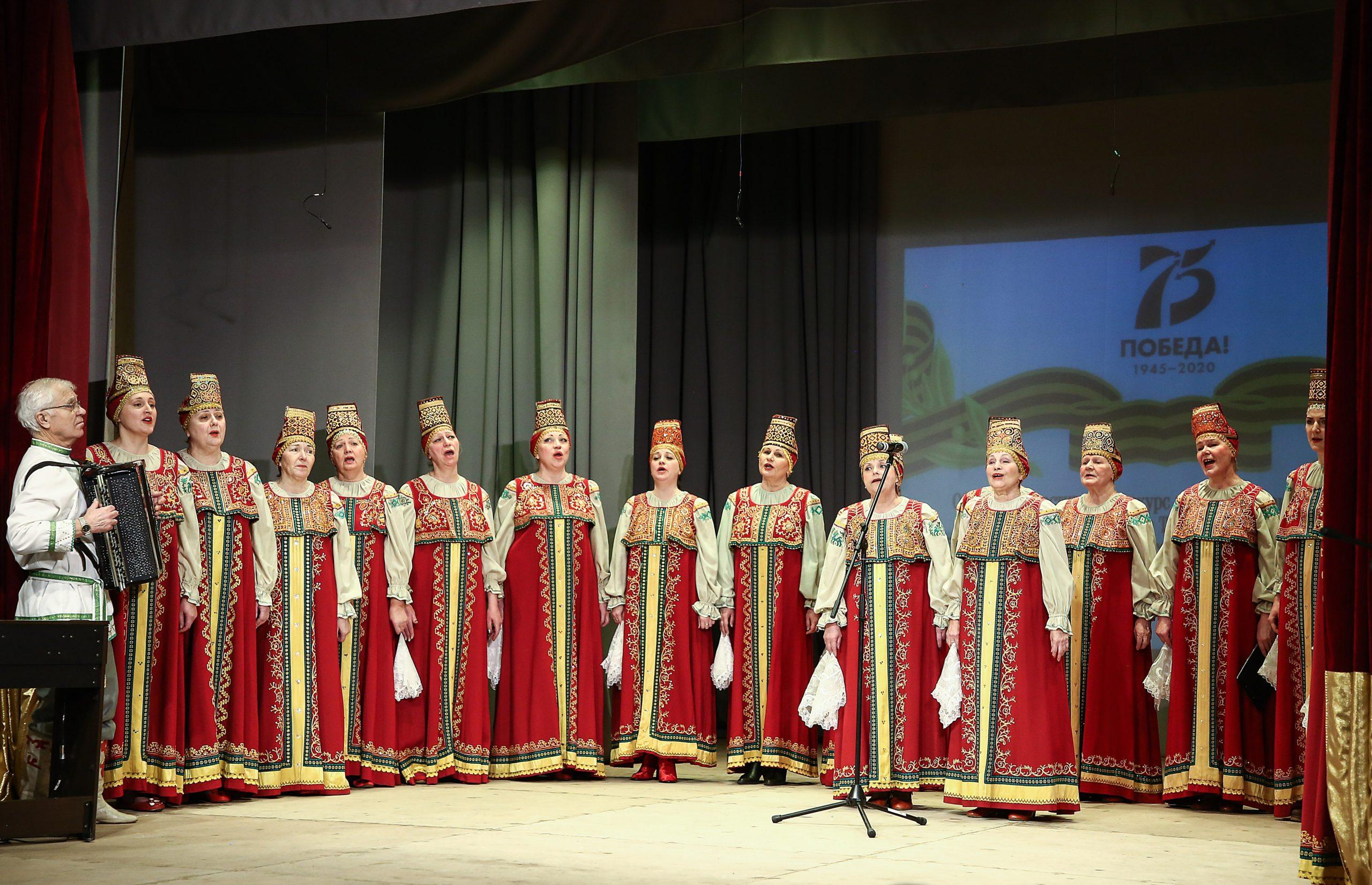 В Тверской области пройдет фестиваль народного творчества «Салют Победы»