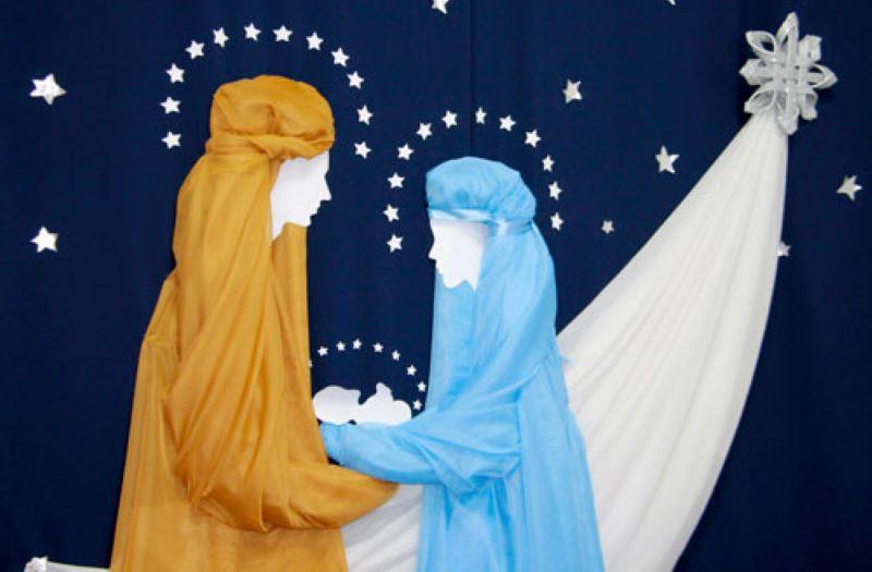 Нелидовский музейно-выставочный центр приглашает на рождественскую выставку